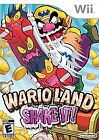 Wario Land: Shake It!  (Nintendo Wii, 2008) (2008)
