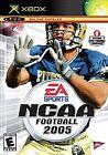 NCAA Football 2005 (Microsoft Xbox, 2004)