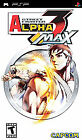 Sony PSP Street Fighter Alpha 3 MAX 2006 Video Games