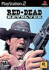 Red Dead Revolver  (Sony PlayStation 2, 2004) (2004)