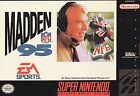 Madden NFL 95 Video Games