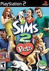 The Sims 2: Pets Sony PlayStation 2 2006 Video Games