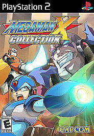 BRAND NEW, MEGA MAN X COLLECTION GAMES X2 X3 X6  (Sony PlayStation 2, 2006)