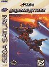 Galactic Attack (Sega Saturn, 1995)