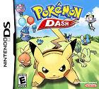 Pokemon Nintendo DS Video Games Dash