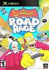 Simpsons Road Rage (Microsoft Xbox, 2001)
