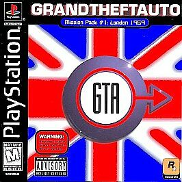 Grand Theft Auto Mission Pack  Sony Playstation   Ebay