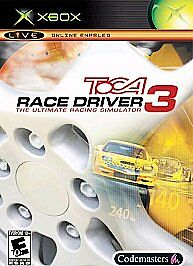 ToCA Race Driver 3 (Microsoft Xbox, 2006) for sale online | eBay