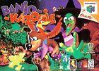 Nintendo Banjo-Kazooie Video Games