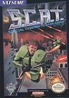 S.C.A.T.: Special Cybernetic Attack Team (Nintendo Entertainment System, 1991)