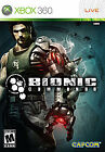 Bionic Commando (Microsoft Xbox 360, 2009) - European Version