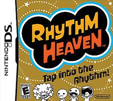 Rhythm Heaven (Nintendo DS, 2009) NEW