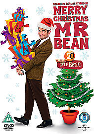Mr Bean  Merry Christmas Mr Bean DVD 2010 - <span itemprop='availableAtOrFrom'>Coventry, United Kingdom</span> - Mr Bean  Merry Christmas Mr Bean DVD 2010 - Coventry, United Kingdom