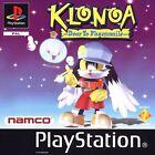 Klonoa: Door to Phantomile (Sony PlayStation 1, 1998) - European Version