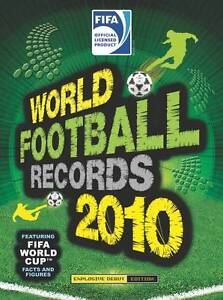 FIFA-World-Football-Records-2010-Radnedge-Keir-Very-Good-1847323715