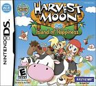 Harvest Moon DS: Island of Happiness (Nintendo DS, 2008)
