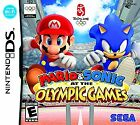 Mario & Sonic at the Olympic Games  (Nintendo DS, 2008) (2008)