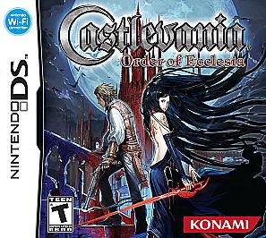Castlevania-Order-of-Ecclesia-Gothic-Adventure-Dracula-DS-Lite-DSi-XL-3DS-NEW