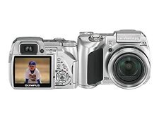 Olympus Compact AA Battery 4-8x Digital Zoom Cameras