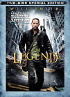 I Am Legend (DVD, 2008, 2-Disc Set, Special Edition)