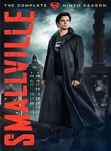 Smallville-The-Complete-Ninth-Season-DVD-2010-Box-Set