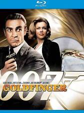 Sean Connery PG Rated DVDs & Blu-ray Goldfinger Discs