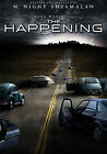 The Happening (DVD, 2009, Checkpoint Sensormatic Widescreen)