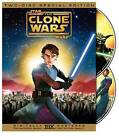 Star Wars: The Clone Wars (2008 film) DVDs & Blu-ray Discs