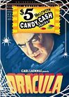 Dracula (DVD, 2009, $5 Halloween Candy Cash Offer)