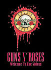Guns N Roses - Welcome to the Videos (DVD, 2003, Amaray Case)