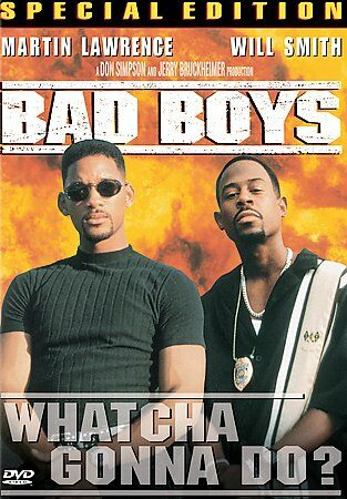 Bad Boys (DVD, 2000, Special Edition Multiple Languages) NEW IN SHRINK WRAP