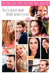 Hes-Just-Not-That-Into-You-DVD-Widescreen-2009-Brand-New-and-Sealed