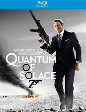 Quantum of Solace (Blu-ray Disc, 2009)