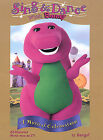 Barney - Sing and Dance With Barney (DVD, 2004)