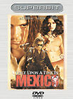 Once Upon a Time in Mexico (DVD, 2004, Superbit)