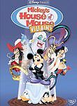 Mickeys House of Villains (DVD, 2002) New Hard To find (Great Gift)