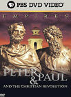 Empires - Peter  Paul and the Christian Revolution (DVD, 2003)
