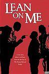 Lean On Me DVD 1998 Morgan Freeman, Beverly Todd, 109min - $2.50