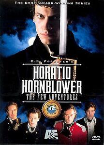 Horatio-Hornblower-The-New-Adventures-DVD-2003-2-Disc-Set