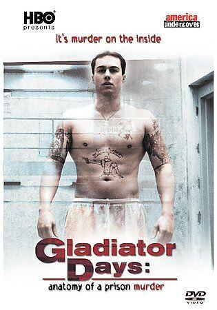 Gladiator Days: Anatomy of a Prison Murder (DVD, 2003) | eBay