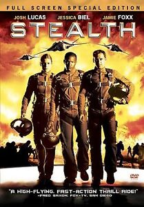 DVD-STEALTH-2-Disc-Special-Edtn-NEW