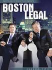 Boston Legal Widescreen DVDs