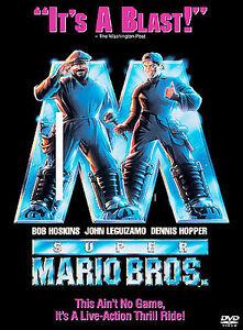 Super Mario Bros. (DVD, 2003) - Brand New Sealed!
