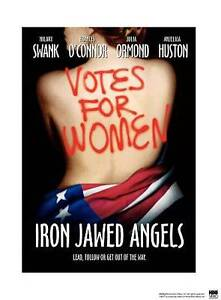 Iron-Jawed-Angels-New-Hilary-Swank-Angelica-Huston-Frances-OConnor