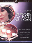 I'm Dancing As Fast As I Can (DVD, 2005, Widescreen Collection)