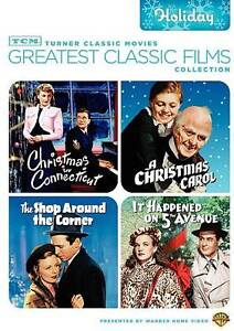 TCM HOLIDAY CHRISTMAS GREATEST CLASSIC FILMS COLLECTION