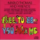 Free to Be...You and Me by Marlo Thomas (CD, Jul-1988, Arista)