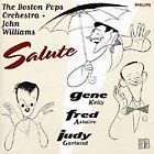 The Salute Gene Kelly, Fred Astair, Judy Garland by Boston Pops Orchestra (CD, Aug-1996, Philips)