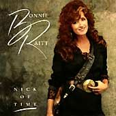 Bonnie Raitt  Nick of Time 1990 - <span itemprop=availableAtOrFrom>Southport, Merseyside, United Kingdom</span> - Bonnie Raitt  Nick of Time 1990 - Southport, Merseyside, United Kingdom
