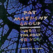 Pat Metheny Live Recording Jazz Music CDs